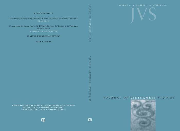 JVS cover