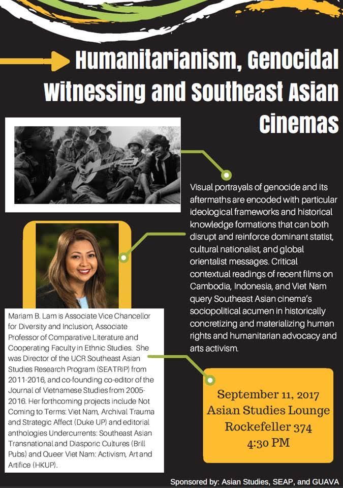 Mariam Lam 9-11-17 talk